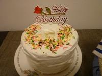ぼくのバースデーケーキ