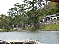 島根旅行2013(7)松江・堀川遊覧船