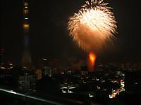 隅田川花火大会2014年
