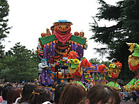 TDLハローウィン2014年(2) パレードは楽しいよ
