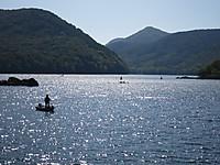 裏磐梯リゾートの旅2014年秋(9) 桧原湖遊覧船