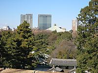 皇居東御苑2015年1月
